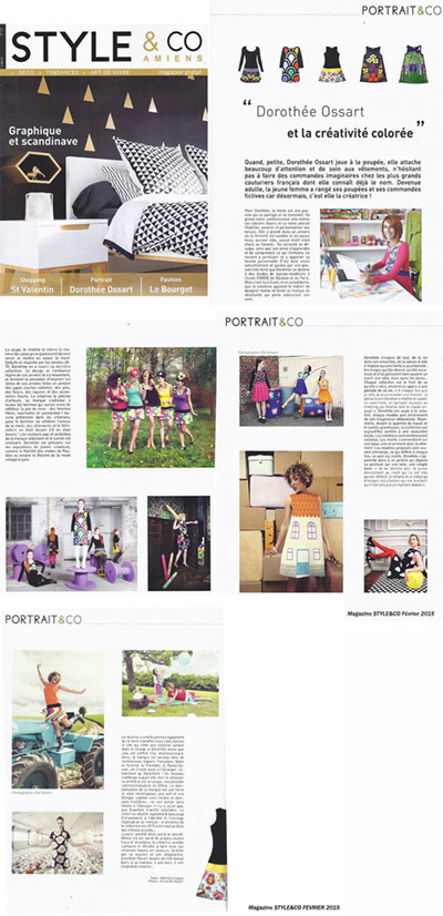 cover Style & Co Amiens Février 2015