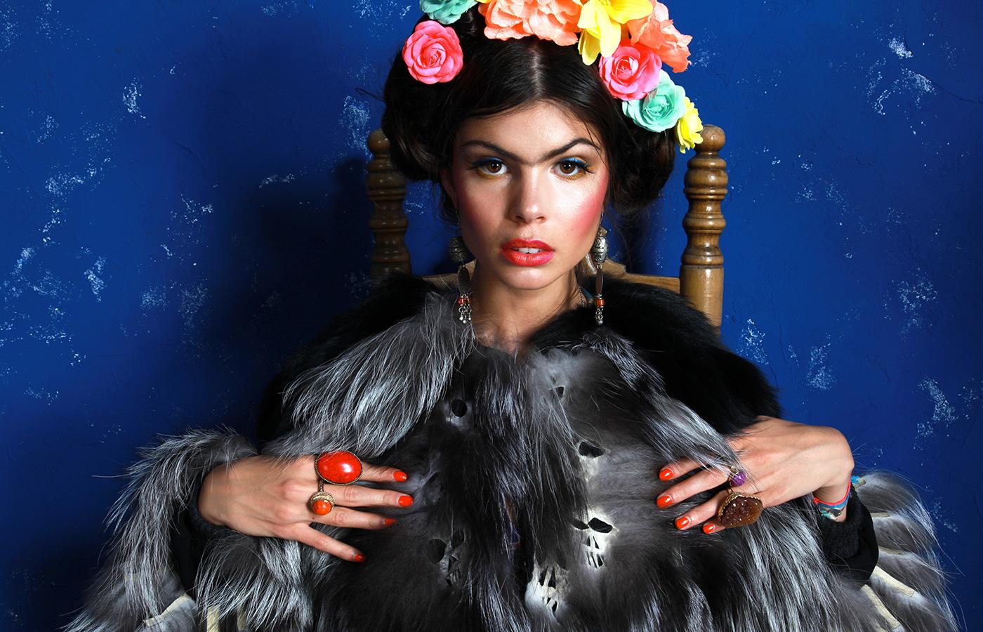 cover série Frida